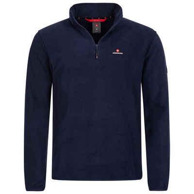 Höhenhorn Fleecepullover »Höhenhorn Skyja Herren Fleece Pullover Sweatshirt Half Zip Fleecepullover«