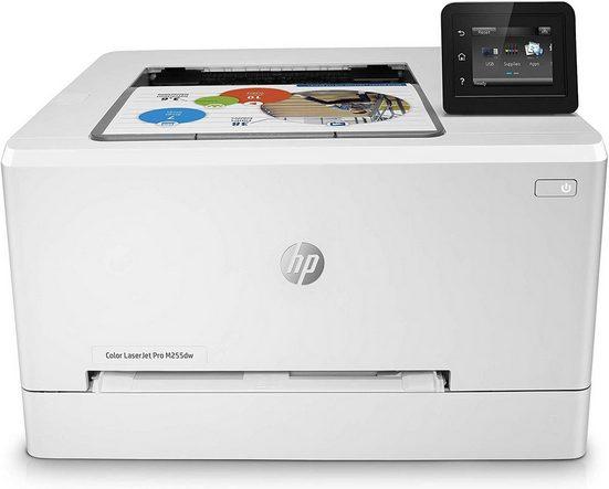 HP Color LaserJet Pro M255dw »Schneller und effizienter Laserdrucker«