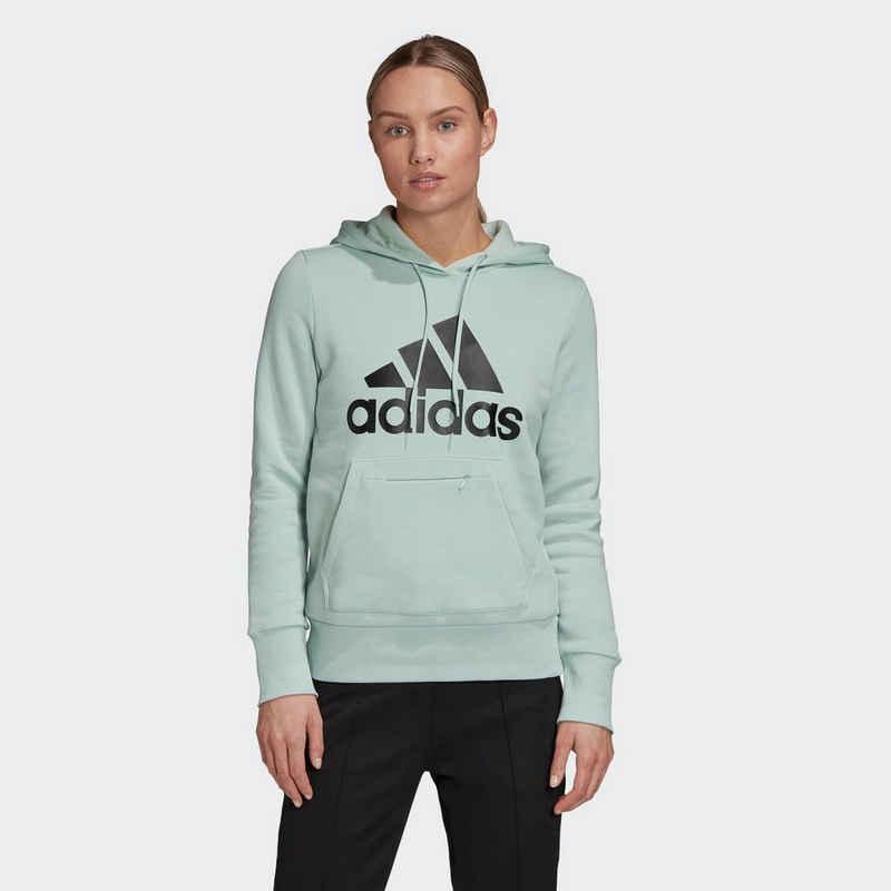 adidas Performance Trainingspullover »Badge of Sport Pullover Fleece Hoodie«
