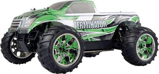 Amewi Modellauto »RC Monstertruck Terminator Pro brushless«