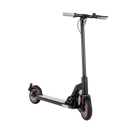 Kugoo E-Scooter »M2 Pro Schwarz - E-Scooter Elektroroller mit Straßenzulassung - 30 km Reichweite«, 350 W«