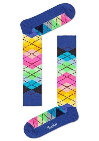Happy Socks Kojinės iki kelių »Argyle« im Klasikin...