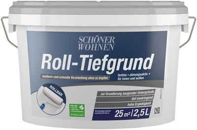 SCHÖNER WOHNEN-Kollektion Tiefengrund »Roll-Tiefgrund«, farblos, für innen und außen