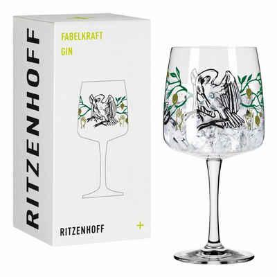 Ritzenhoff Longdrinkglas »Fabelkraft Gin 003«, Kristallglas, Made in Germany