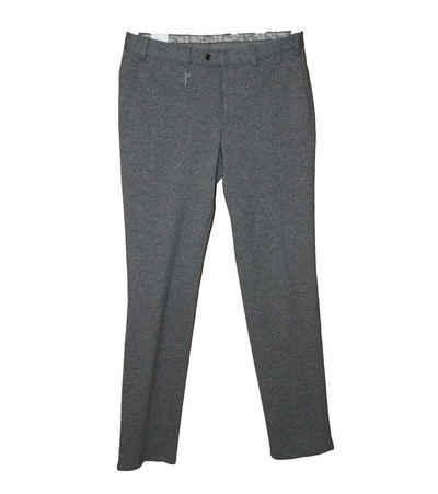 Hiltl Arbeitshose »HILTL Business-Hose elegante Herren Ausgeh-Hose aus Baumwolle Mode-Hose Grau«