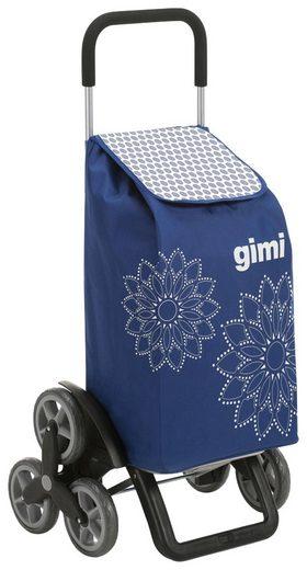 Vileda Einkaufstrolley »Gimi Tris blau«, 55 l