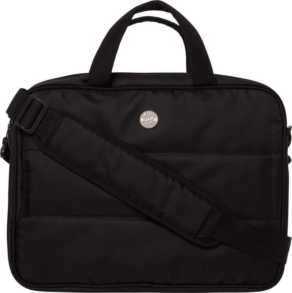 fc bayern -  Laptoptasche »black«