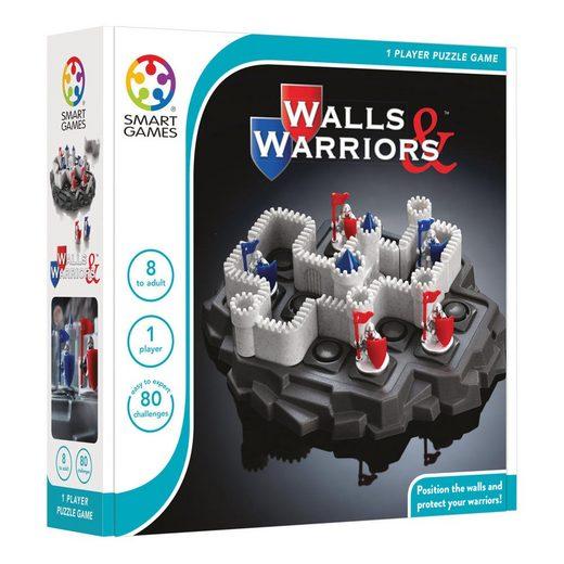 Smart Games Spielesammlung, Solitärspiel »Walls & Warriors«