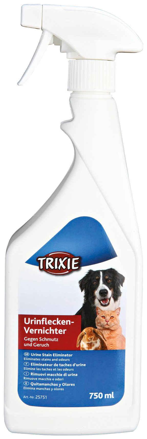 TRIXIE Fleckentferner (Urinflecken-Vernichter, 750 ml)