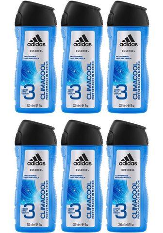 adidas Performance Duschcreme »Climacool 3in1« 6-tlg. dėl...