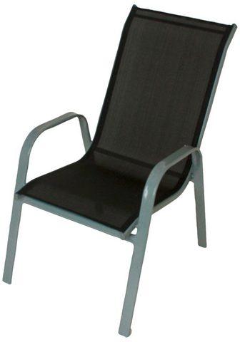 Garden Pleasure Viena ant kito sustatomos kėdės »RIONA...