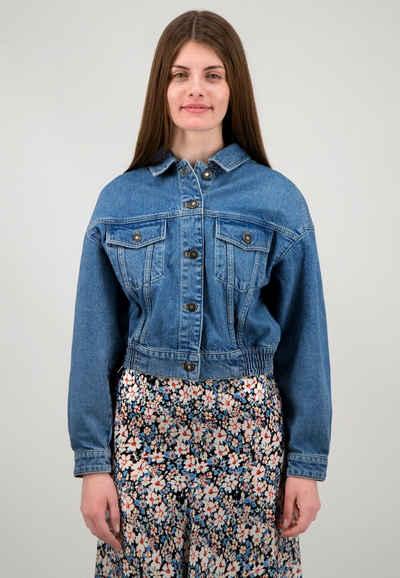 ONE MORE STORY Jeansjacke in hochwertiger Baumwoll-Ware