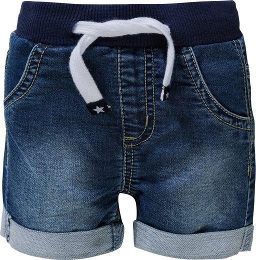 Salt & Pepper Jeansshorts »Baby Jeansshorts für Jungen, Organic Cotton«