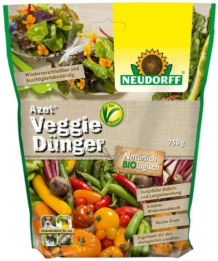 Neudorff Pflanzendünger »Azet VeggieDünger«, 750 g