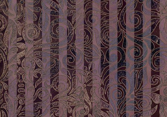 Consalnet Papiertapete »Muster mit Streifen«, Streifen