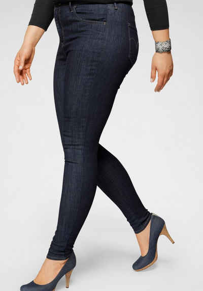 Levi's® Plus Skinny-fit-Jeans »720 High-Rise« mit hoher Leibhöhe