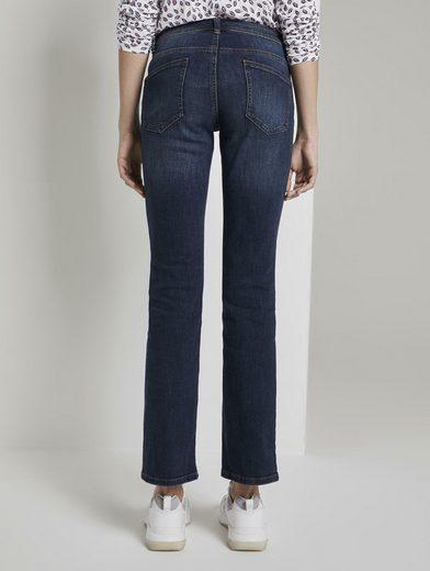 TOM TAILOR Bootcut-Jeans »Alexa Narrow Bootcut«