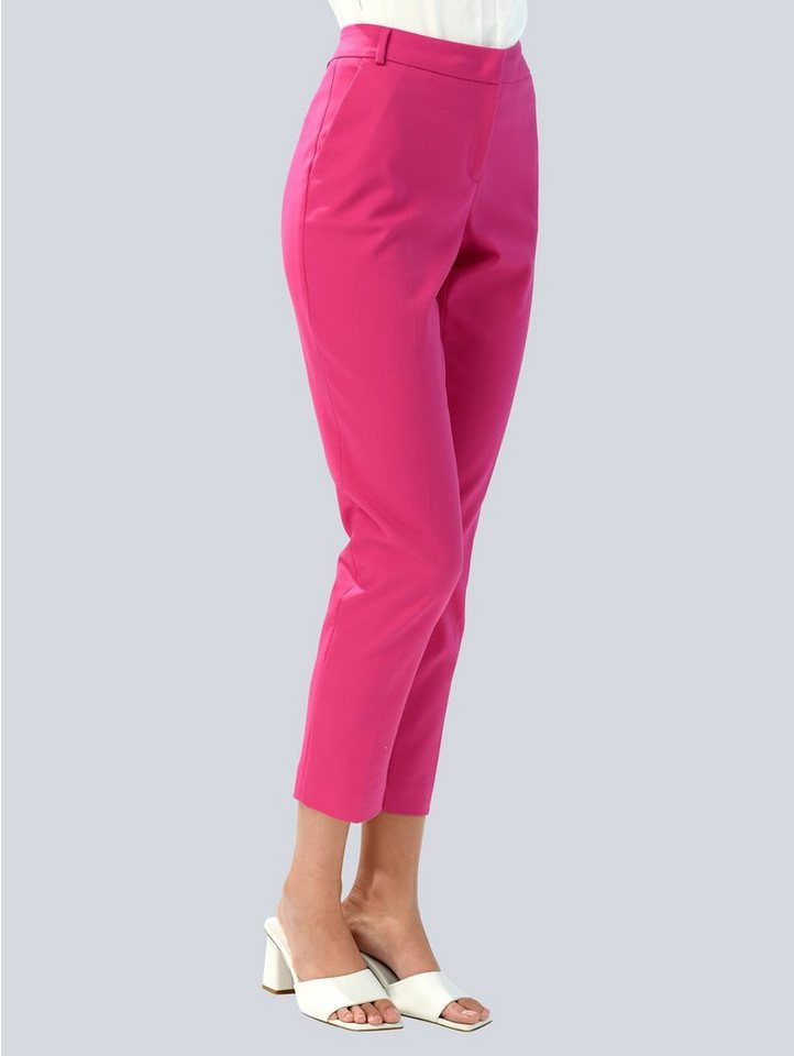 alba moda -  Anzughose in sommerlicher Farbe