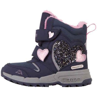 Kappa »ADORA TEX KIDS« Stiefel LED-Stiefel mit coolen Leuchteffekten im Obermaterial