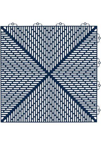 Bergo Flooring Terrassenplatten »Unique« 38x38 cm 35-...