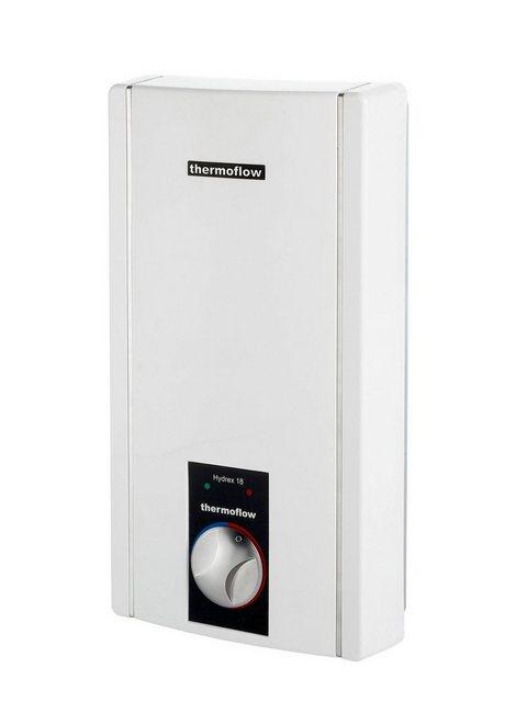 THERMOFLOW Durchlauferhitzer »Thermoflow Hydrex 18/21/24« | Baumarkt > Heizung und Klima > Durchlauferhitzer | Thermoflow