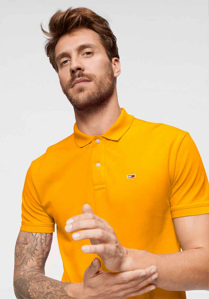 Tommy Jeans Poloshirt »TJM TOMMY CLASSICS SOLID POLO«