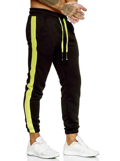 Code47 Jogginghose »Jogginghose Trainingshose Sporthose Fitness Hose« (1-tlg)