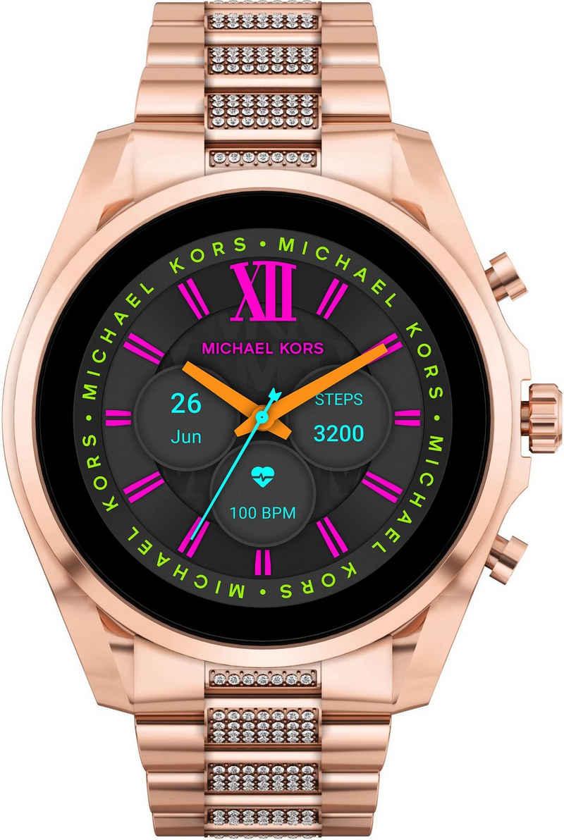 MICHAEL KORS ACCESS BRADSHAW (GEN 6), MKT5135 Smartwatch (Wear OS by Google)