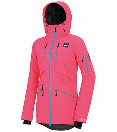 Picture Winterjacke »PICTURE Haakon Snowboard-Jacke knallige Damen Winter-Jacke Skijacke Pink«