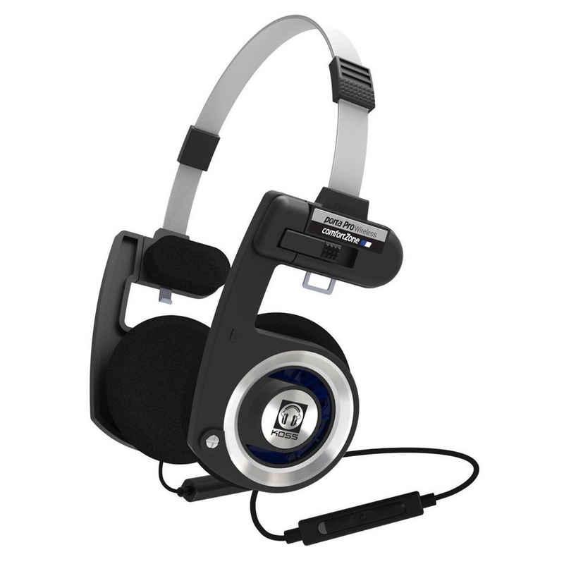 Koss »PORTAPRO Wireless - Bluetooth Kopfhörer« Bluetooth-Kopfhörer