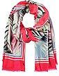 Taifun Modeschal »Schal mit exotischem Print« Tuch/Schal, Bild 3