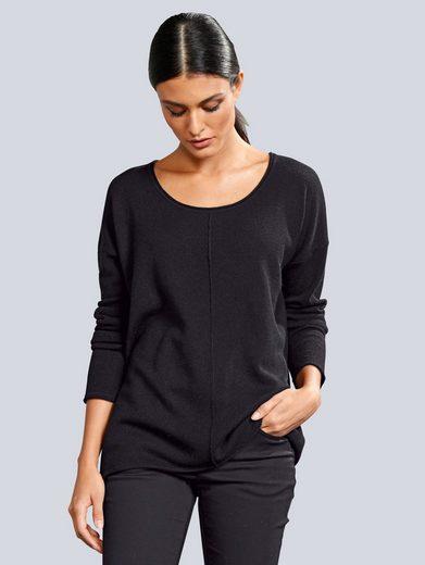Alba Moda Pullover aus hochwertigem reinem Kaschmir