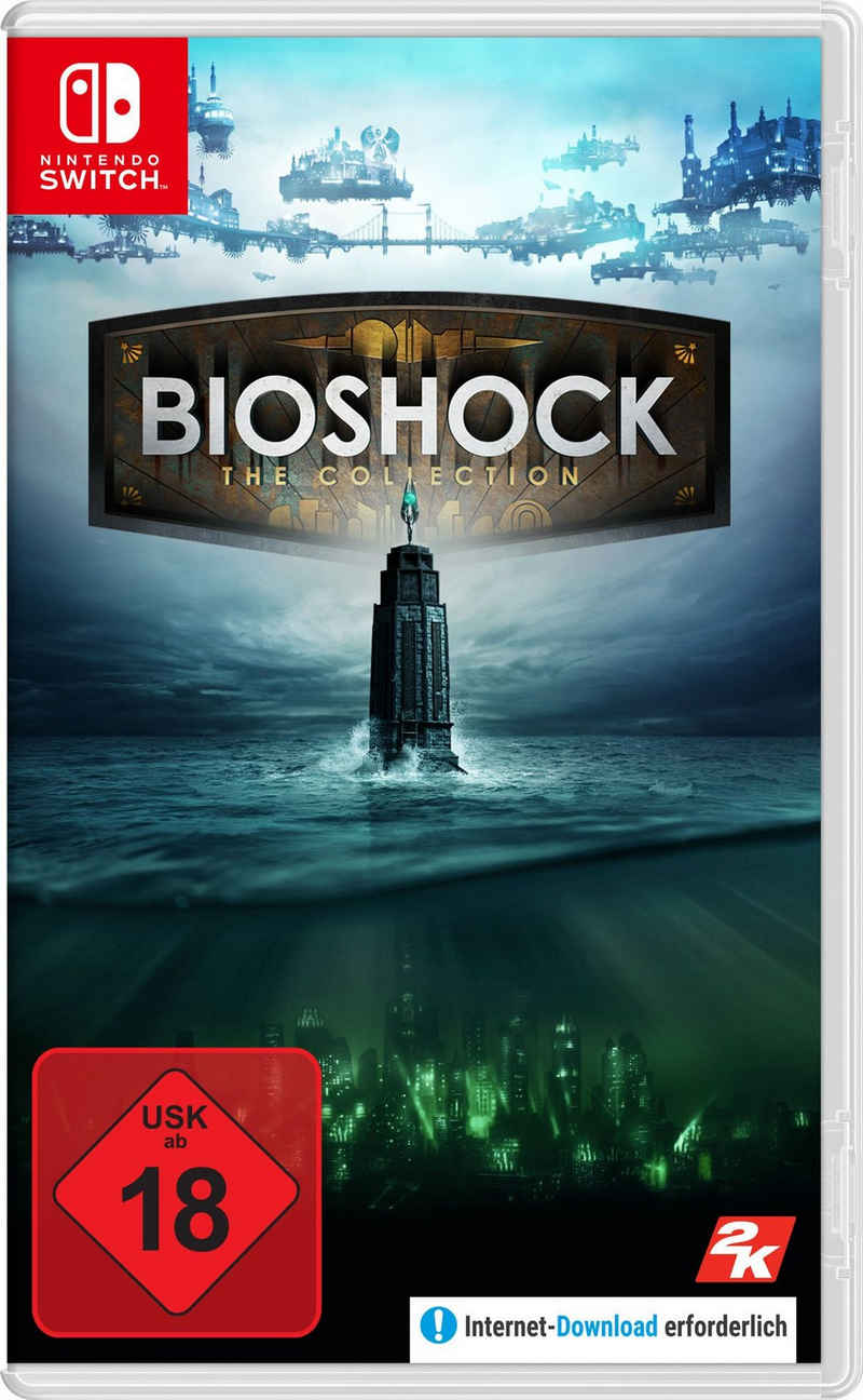 BioShock - The Collection Nintendo Switch