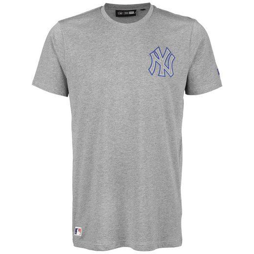 New Era T-Shirt »Mlb New York Yankees Chain Stitch«