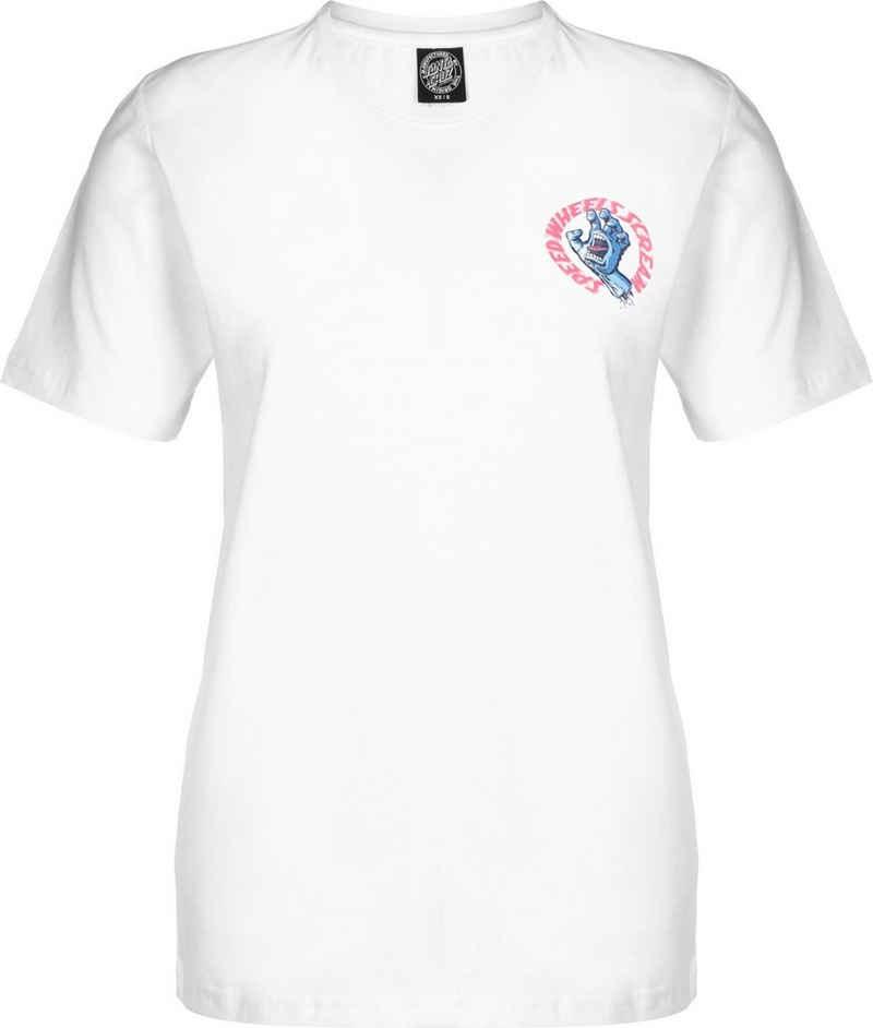 Santa Cruz T-Shirt »Vintage Screaming Hand Scream«