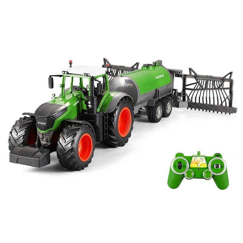 efaso RC-Traktor »Double E E355-003 RC Traktor mit Sprühanhänger«