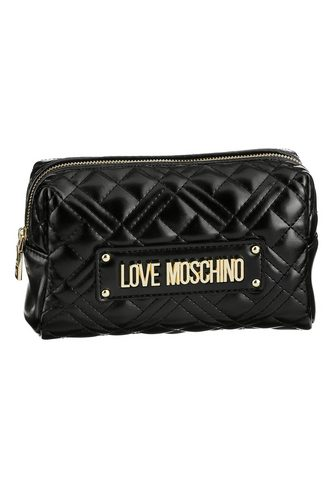 LOVE MOSCHINO Kosmetikos krepšelis su stilingas Zier...