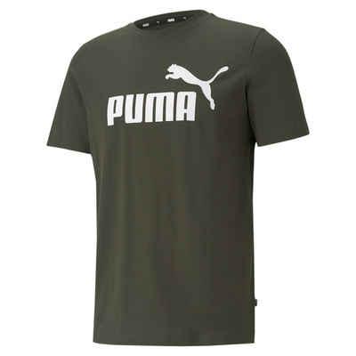 PUMA T-Shirt »Essentials Logo Herren T-Shirt«