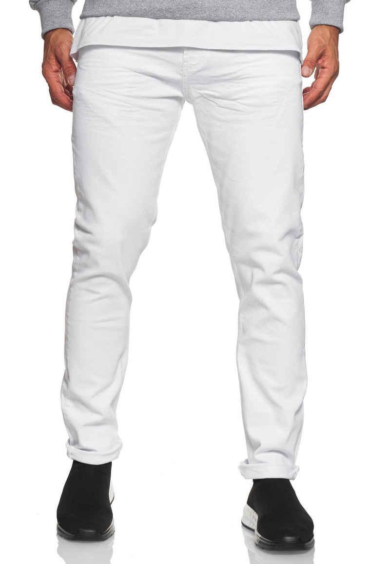 Rusty Neal Straight-Jeans »MELVIN« im klassischen 5-Pocket-Stil