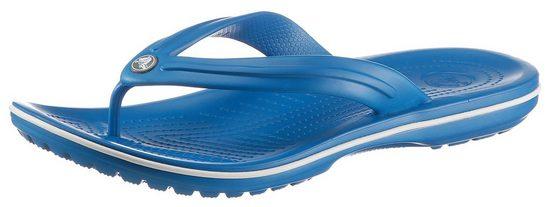 Crocs »Crocband Flip« Zehentrenner zum Baden