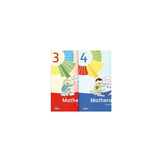 Klett Verlag Matherad: 3./4. Schuljahr, 2 Trainingshefte