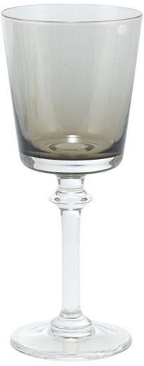 Weinglas »Royal« (4-tlg), mit Farverlauf