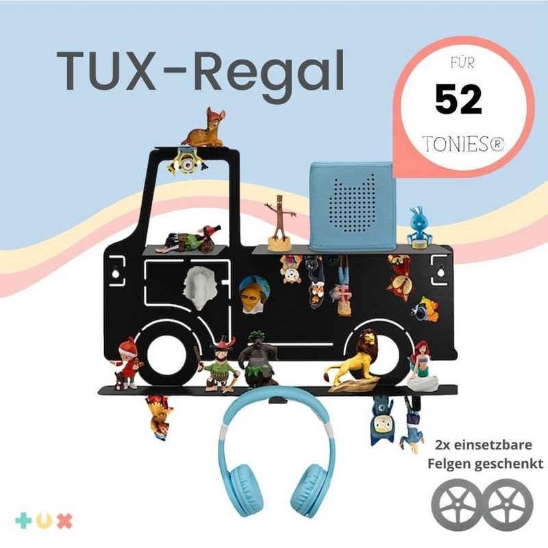 """TUX Wandregal »TUX-Regal passend für Toniebox für über 52 Tonies """"LKW"""" - Überall magnetisch beliebig fixierbar«"""