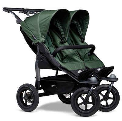 tfk Zwillingsbuggy »Sportkinderwagen duo«, Zwillingskinderwagen; Kinderwagen für Zwillinge; Buggy für Zwillinge; Zwillingswagen