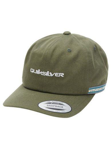 Quiksilver Snapback Cap »The Great Taper«