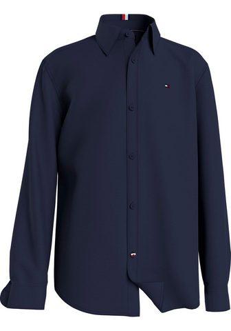 TOMMY HILFIGER Marškiniai ilgomis rankovėmis su Appli...