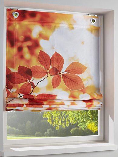 heine home Raffrollo Digitaldruck