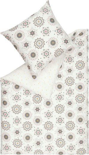 Wendebettwäsche »Snowflake«, Esprit, mit winterlichem Design