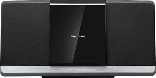 Grundig »WMS 3000 BT DAB+« Microanlage (Digitalradio (DAB), FM-Tuner, UKW mit RDS, 40 W)