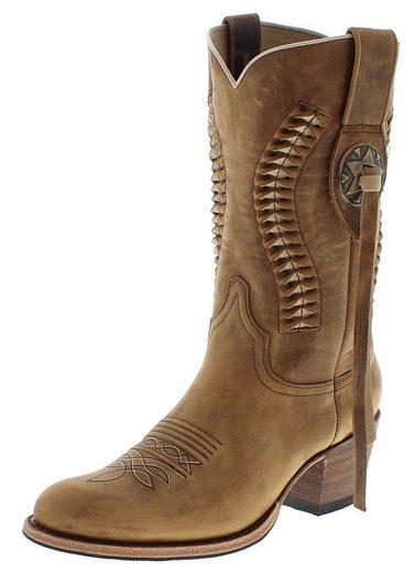 Sendra Boots »13394 Tang Damen Westernstiefel Braun« Cowboystiefel